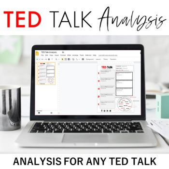 TED Talk Digital Analysis