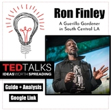 "TED Talk Discussion Questions, ""Guerrilla Gardner"" Ron Fin"