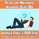 TED Talk- Feats of Memory Anyone Can Do (AP Psych Unit 7: Cognition)