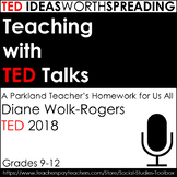 TED Talk Lesson: A Parkland Teacher's Homework for Us All