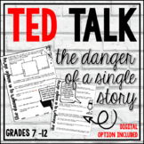 TED Talk Lesson (The Danger of a Single Story) with DIGITA