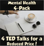 TED Talk Mental Health 4-Pack (4 Talks for $3.99!)
