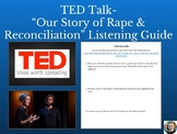 """TED Talk-""""Our Story of Rape and Reconciliation"""" by Thordis Elva and Tom Stranger"""