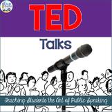 TED Talk Presentations (Print & Digital) - Distance Learning