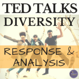 TED Talk Text Dependent Questions on Diversity in Society