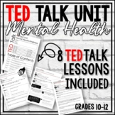 TED Talk Unit- 7 Talks About Mental Health and Wellness