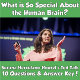 TED Talk- What is so Special About the Human Brain? (Suzana Herculano-Houzel)