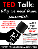 TED Talk: Why We Need Brave Journalists -- Activity for EL