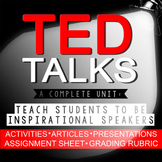 TED Talks in the Classroom: Teach students to be inspirational speakers