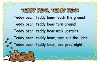 TEDDY BEAR TEDDY BEAR Poster