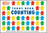 TEDDY BEAR COUNTING BOOK soft cover 2