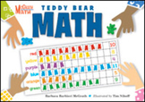 TEDDY BEAR MATH  hard cover PLUS