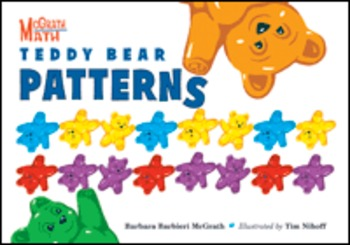 TEDDY BEAR PATTERNS hard cover 4