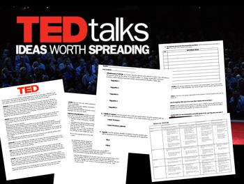 TEDTalk Assignment