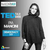 TEDucate - Pia Mancini TED Talk Lesson - Upgrading Democracy