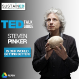 TEDucate - Steven Pinker TED Talk Lesson - Is the world getting better?