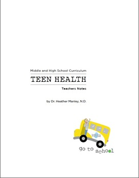 TEEN HEALTH BASICS 101
