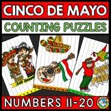 TEEN NUMBERS CENTER CINCO DE MAYO ACTIVITY KINDERGARTEN MA