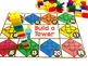 TEEN NUMBERS LEGO CENTERS ~English&Spanish