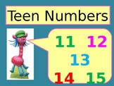 TEEN NUMBERS 11 to 19 #betterthanchocolate