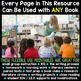 TEETH/DENTAL HEALTH Graphic Organizers for Reading | Reading Graphic Organizers