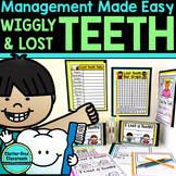 TEETH: Lost Tooth Certificates, Graphing Activities, a Class Book and More
