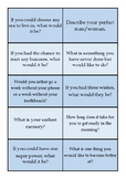 TEFL English discussion cards - Free