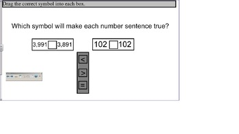 TEI SOL 3rd Grade Math Review #5 Word Problems, Fractions, Line Plot, Rounding