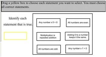 TEI SOL 3rd Grade Math Review #1 Test Prep