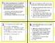 TEK 4.10E Financial Institutions task cards