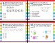 TEK 4.3B Decompose Fractions task cards