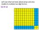 TEK 4.4D Multiplication 2 & 3 digit factors Entire Lesson