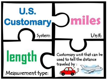 TEK 4.8A Measurement Customary and Metric real world examples TEKS