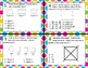 TEK 5.5A Classify 2D Figures task cards