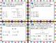 TEK 6.10A One-Step Equations task cards