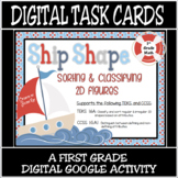 TEKS 1.6A / Distance Learning Digital T.C. / Sorting and C