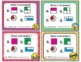 Math TEKS 2.3A Texas 2nd Grade Task Cards Identifying Fractions