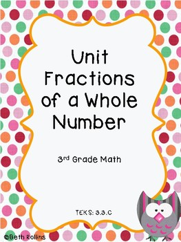 Unit Fraction of a Whole Number
