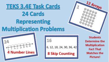 TEKS 3.4E Task Cards