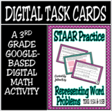 TEKS 3.5A & 3.5B / Distance Learning Digital Task Cards /