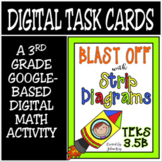 TEKS 3.5B / Distance Learning Digital Task Cards / Blast O