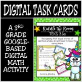 TEKS 3.6E / Distance Learning Digital Task Cards / Recogni