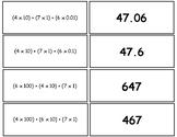 TEKS 4.2B Matching Cards