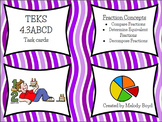 TEKS 4.3ABCD Fractions: Comparing, Decomposing, Equivalent