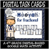 TEKS 4.3E / Distance Learning Digital Task Cards / Hooyah