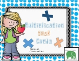 TEK 4.4D Multiplication Task Cards