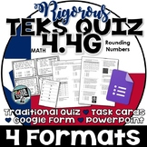 TEKS 4.4G  Task Cards, PowerPoint, Google Forms Quiz, Paper Quiz