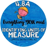 - TEKS 4.8A Kit Measurement- Customary & Metric Measurement Units