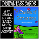 TEKS 4.8B / Distance Learning Digital Task Cards / Garden