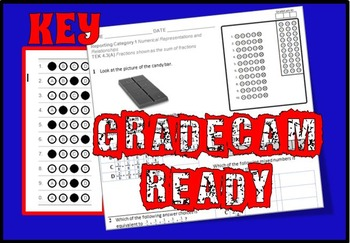 TEKS 4.5B Quiz- Rigorous Assessment of Input/ Output Tables -GRADECAM ready!